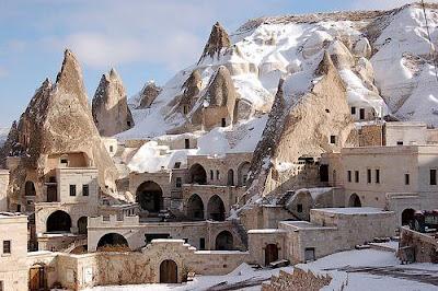 Capadocia - Turquía - curiosidades