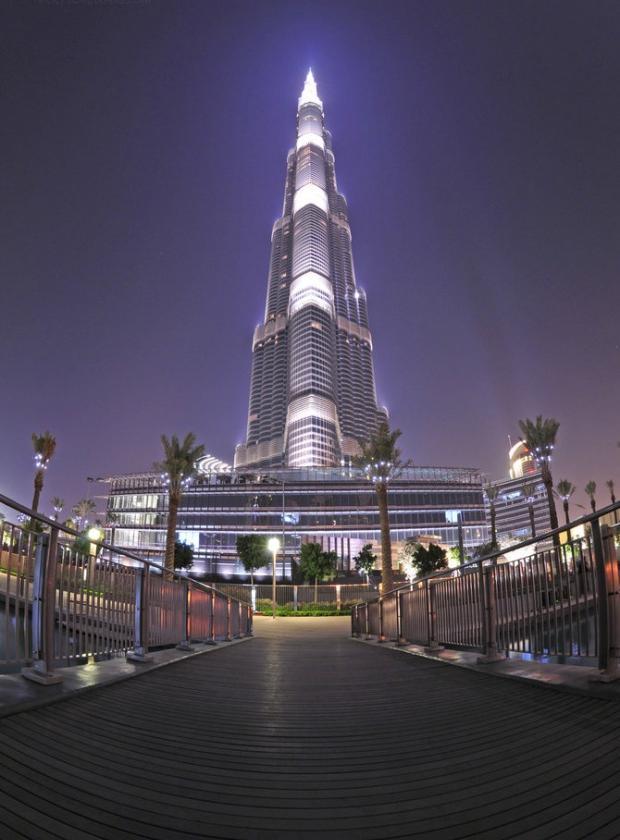 دبي ليلاً - صوراً غاية في الجمال Dubai-amazing-photos24