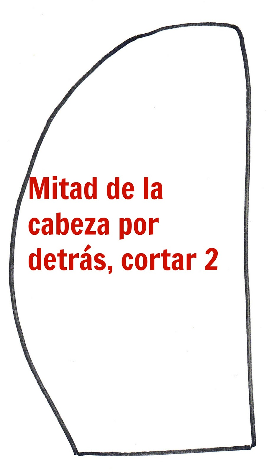 Patrones de Costura: BURLETE DE PERRO. Patrón gratis