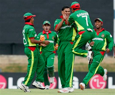 Bangladesh national cricket team