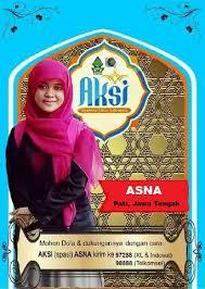 Biodata Nur Askhonah 'Asna' Peserta Aksi Indosiar