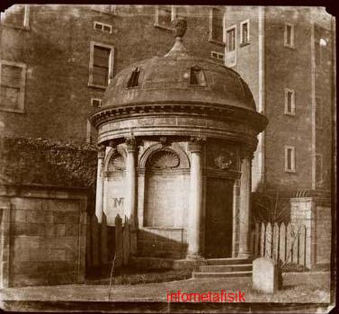 kuburan hitam Mackenzie skotlandia