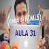 [Aula 31] Curso HTML5 grátis - Áudio e Vídeo em HTML5