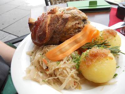 German meal