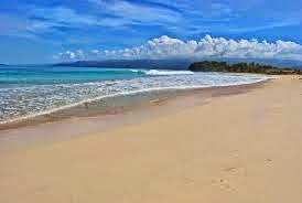 Foto pantai Wae Maras