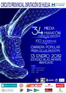 XXXIV MEDIA MARATON CIUDAD DE AYAMONTE