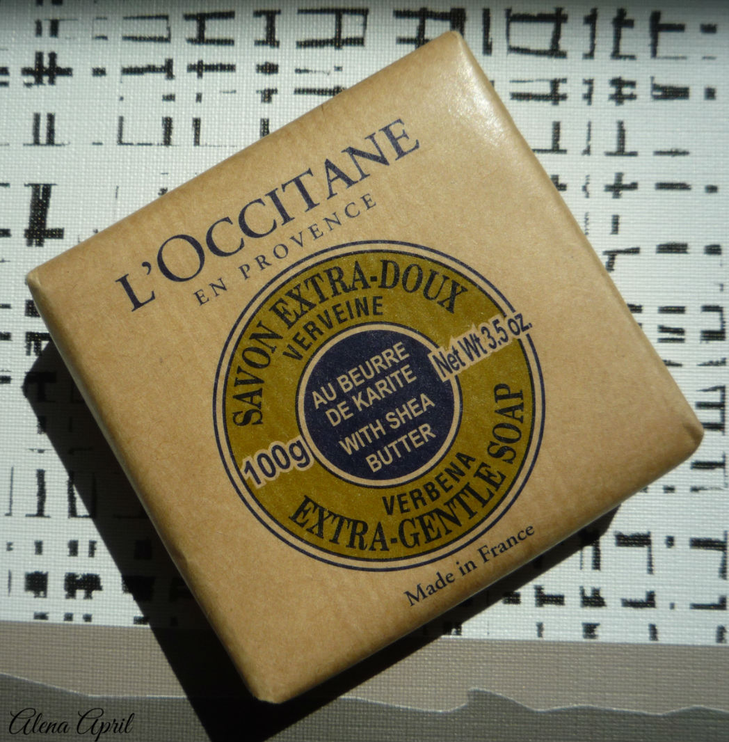 мыло L'Occitane