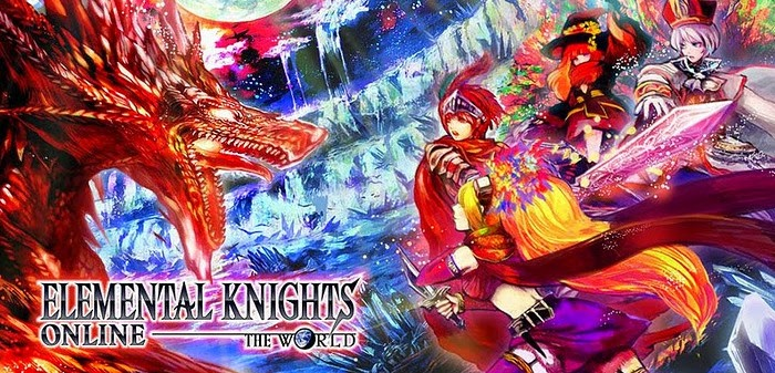 RPG Elemental Knights Platinum 3.3.12 APK