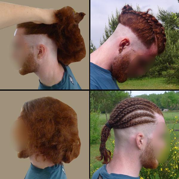 Coupe de cheveux de ragnar