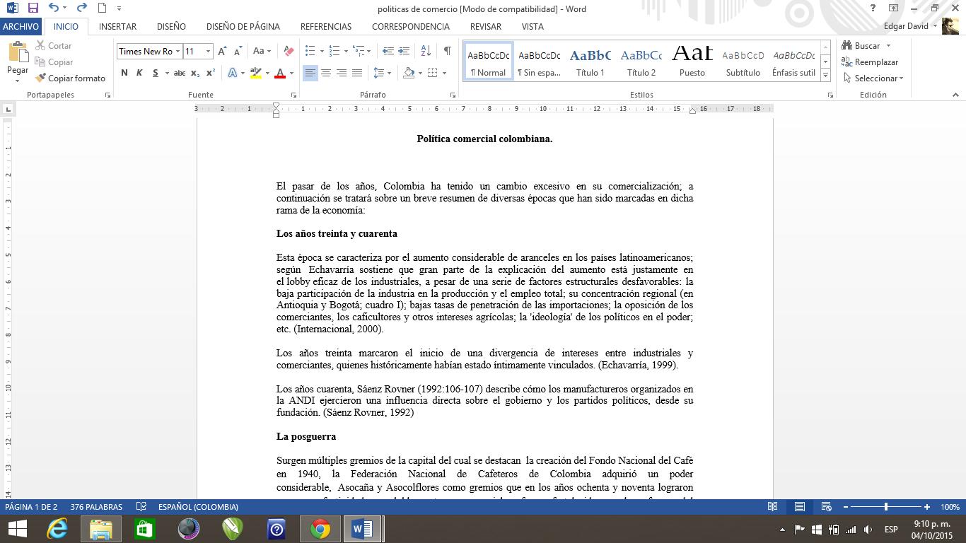 CLASE Informática y Convergencia: COMO HACER UNA TABLA DE ÍNDICE EN ...