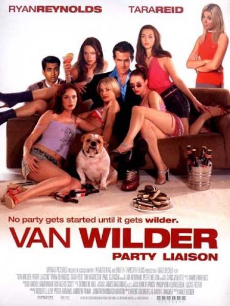 Van Wilder - Party Liason