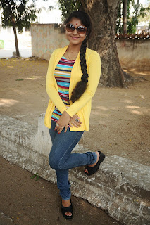 Anu Krishna Pictures in Jeans at Eruma Movie Launch ~ Celebs Next