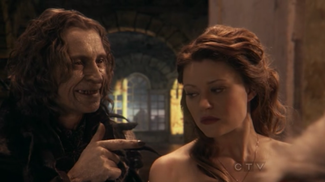 once upon a time rumpelstiltskin and belle relationship