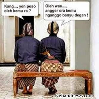 DP BBM LUCU GOKIL IMUT DALAM BAHASA JAWA