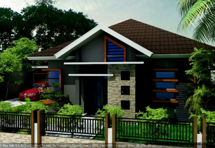 gambar atap rumah minimalis design rumah minimalis