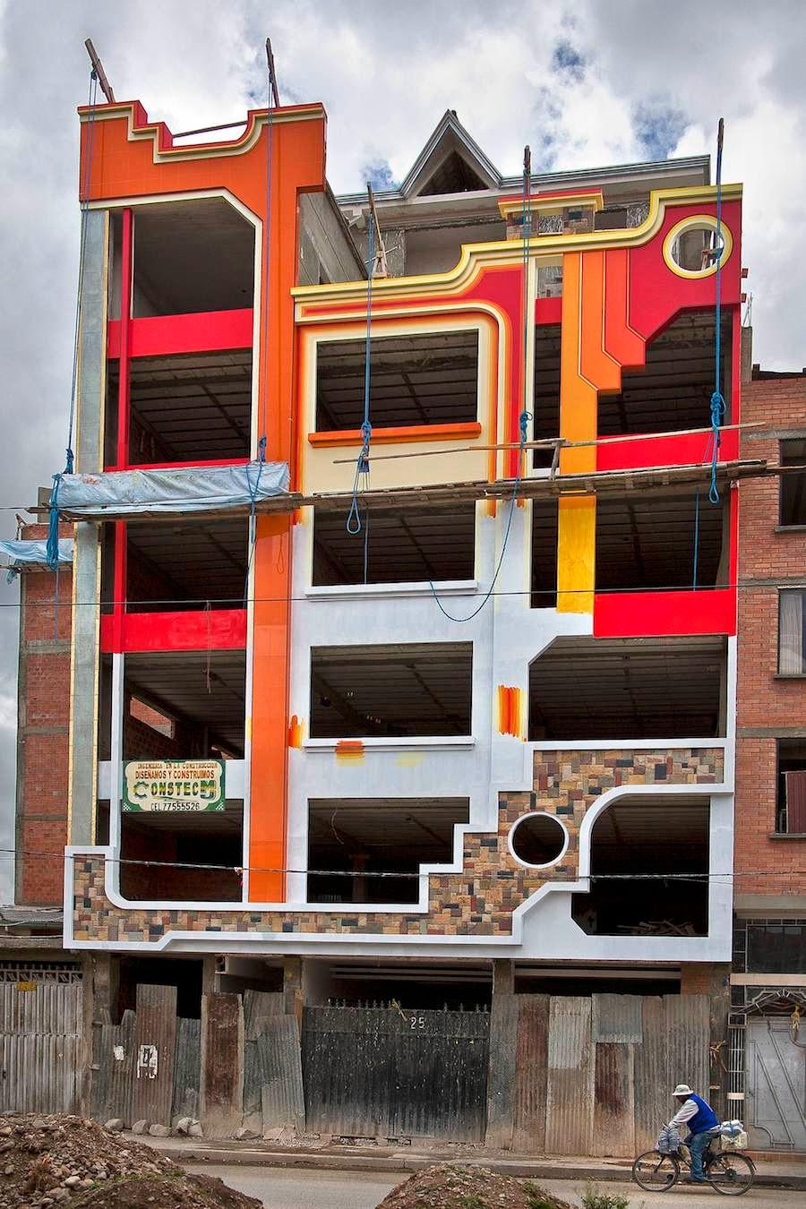 Bolivia lo mejor que tenemos bolivia las mansiones for Casas minimalistas la paz bolivia