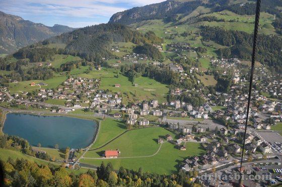 Melancong percuma ke Mount Titlis Switzerland bersama SHOM
