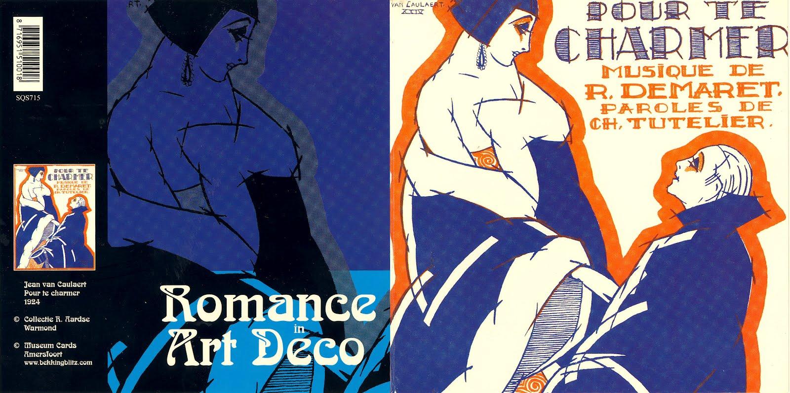 Sagittarius art deco - Deco tussen ...