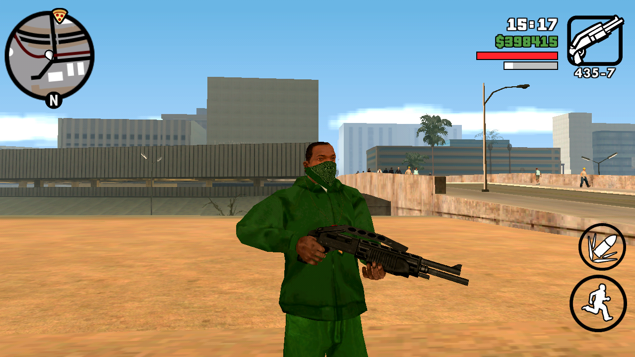 how to make gta san andreas run withoyt lag andriod