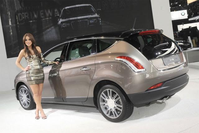 クライスラー(ランチア)・デルタ | Chrysler Delta 2012