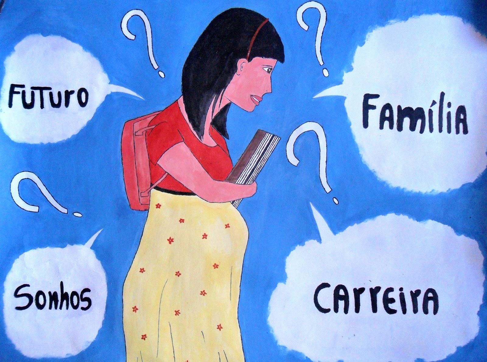 Monografia gravidez na adolescencia