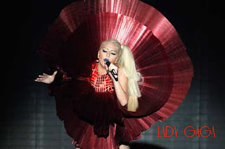 Konser Lady Gaga @Korea, Pembuka Tur Born This Way