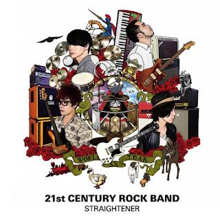 STRAIGHTENER ストレイテナー - 21st Century Rock Band