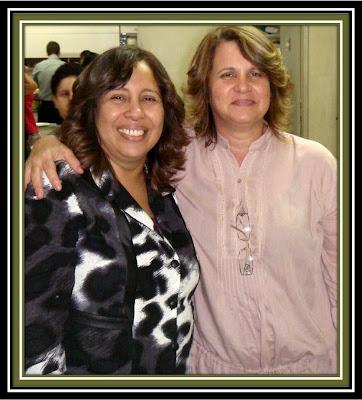 Bispa Vânia e Pastora Sheila