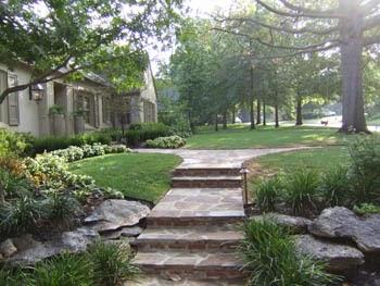 Oklahoma landscape find yourself outside tulsa for Landscape design okc