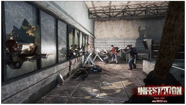 เกม Infestation