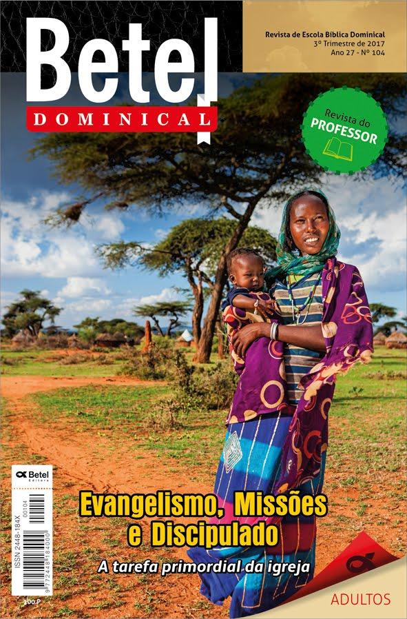 Revista Betel - 3º trimestre de 2017