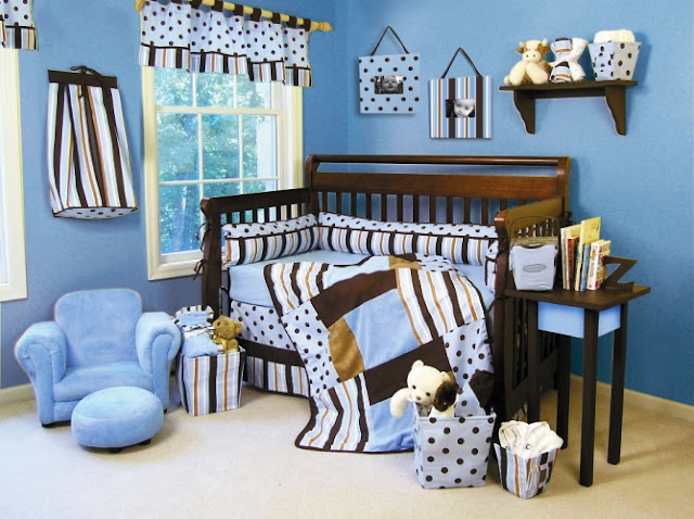 Baby boy nursery furniture sets best furniture design for Baby s room decoration ideas