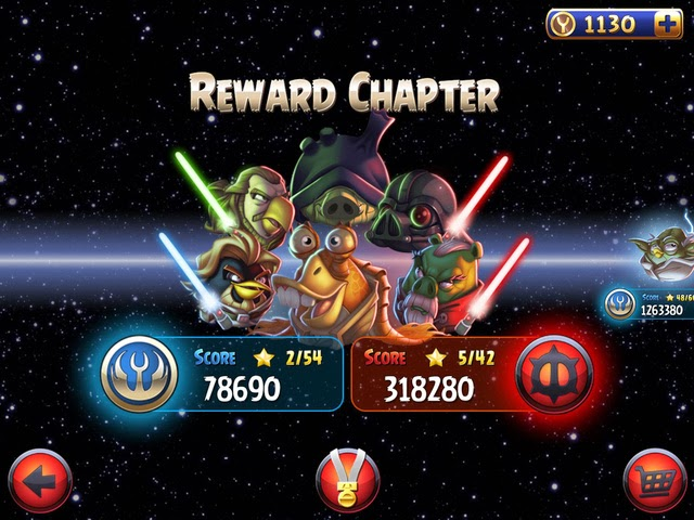 Angry Birds Star Wars de Android