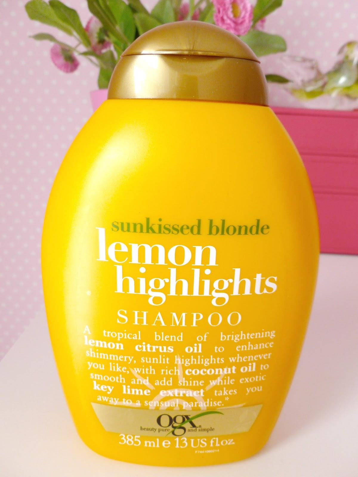 Ogx Shampoo For Oily Hair