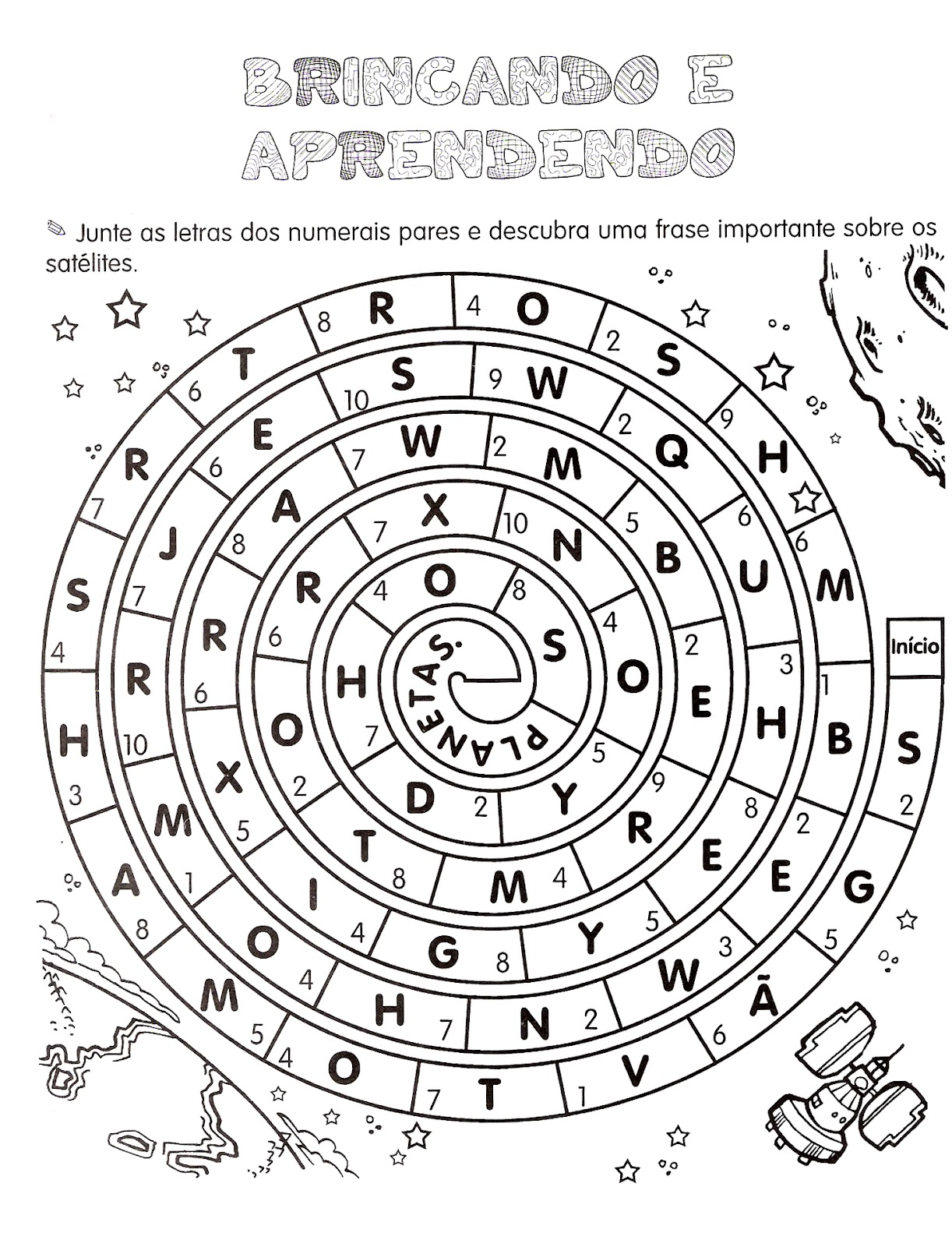 Amado Atividades sistema solar - Atividades Pedagógicas QN68