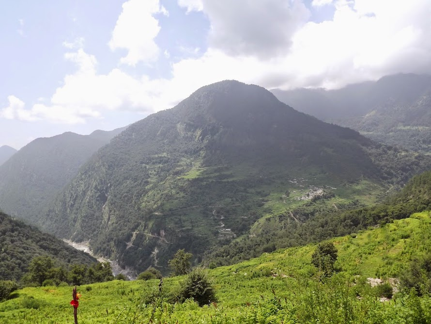 Travel Geek: 'Top of the World while trekking'