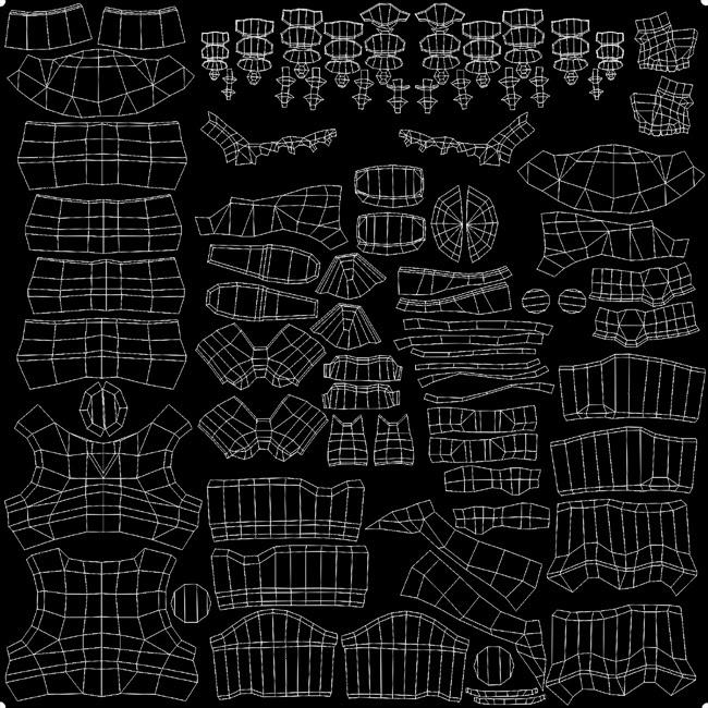 Troll Armor UV