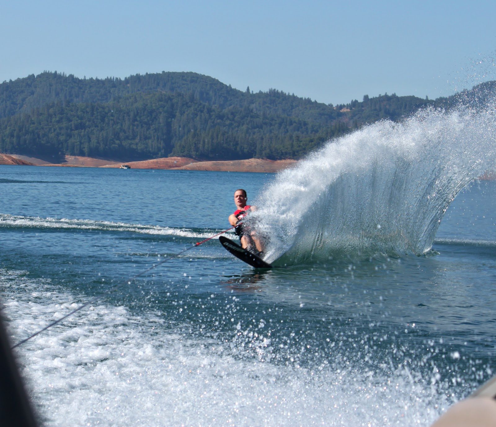 Lake Shasta: The Wilson Family: Lake Shasta Camping
