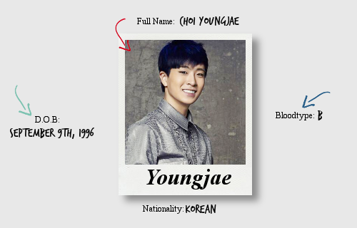 profil youngjae got7