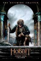 Movie Poster of The Hobbit: The Battle of the Five Armies