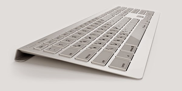 cool unique keyboard design