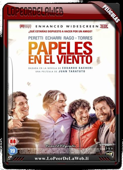 Papeles en el Viento (2015) DVDRip Latino