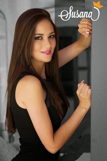 Susana candidata a reina de la FENAZA 2014