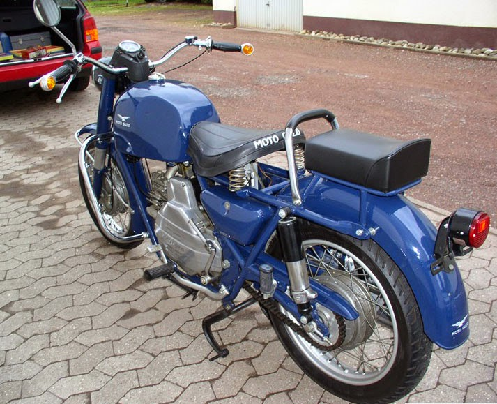 1970 Moto Guzzi Nuovo Falcone 500