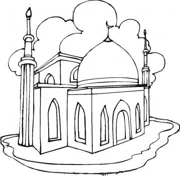 Demikianlah Informasi Tentang Mewarnai Gambar Masjid Terbaru Semoga Dapat Membantu Anda Dalam Menjari Gambar Masjid Untuk Diwarnai Bersama Puta Putri Anda