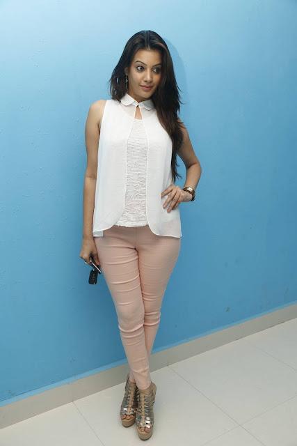 Diksha Panth Latest Photos At Haveli Coffee Shop Opening