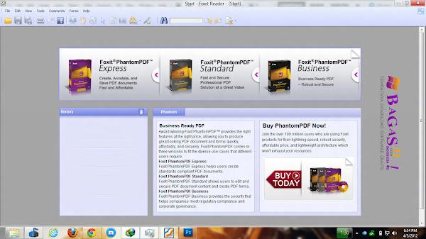Foxit Reader 5.1.4.0104 2