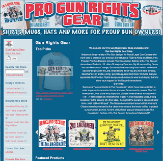 Pro Gun Rights Gear Shop at Zazzle
