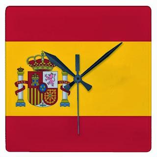 Spanje - klok