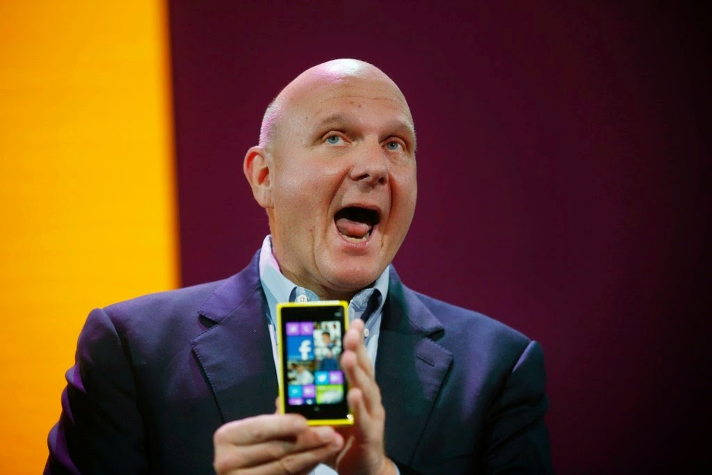 Steve Ballmer tried to prevent Munich from moving to Linux